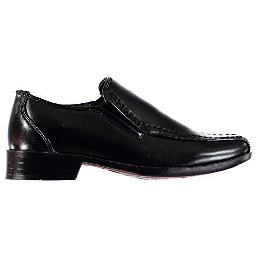 Giorgio Garçon Enfant Chaussures à Enfiler Élastique Slip on Habillées Mocassins