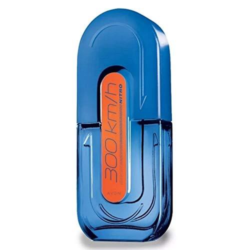Colônia Desodorante Spray 300 km/h Nitro 100 ml