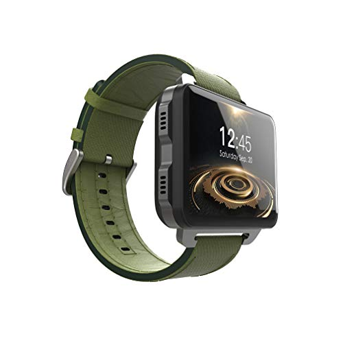 CCYOO CCYOO LEM4 Pro Android Smart Uhr Telefon Unterstützung GPS SIM Karte MP4 Bluetooth WiFi Smartwatch Abendessen Große Bildschirm Batterie 1 GB + 16 GB
