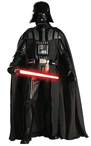 Rubie's 3909877 - Supreme Edition Darth Vader Adult, STD, schwarz