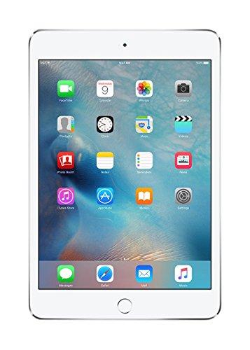 Apple iPad Mini 4 (64GB, Wi-Fi, Silver)