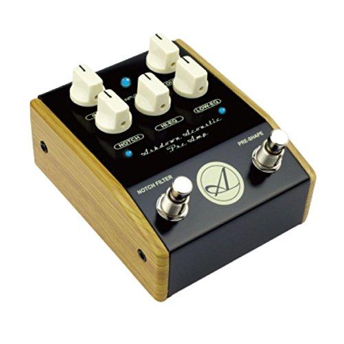 Ashdown AA-PEDAL Acoustic Pre Amplifier Pedal