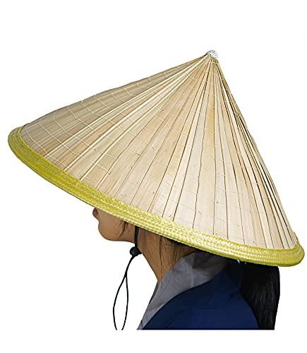 Xihexi Asian Hat –Vietnamese Hat – Rice Paddy Hat – Rice Farmer...