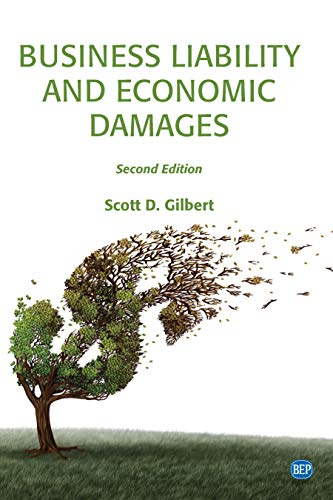 Business Liability and Economic Damages, Second Edition (ISSN)