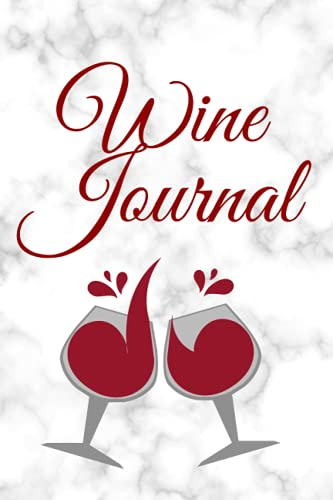 wine journal moleskine: Wine Tasting Notebook & Diary | Elegant Gold and Black Design (Gifts Diary for Wine Lovers)