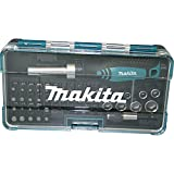 Makita B-36170 B-36170-Set puntas+atornillador carraca (47 pcs)