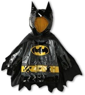 Western Chief Boys' Little Batman Everlasting Rain Coat