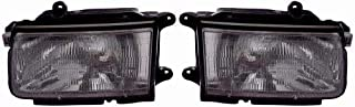 Go-Parts - PAIR/SET - for 1998 - 1999 Honda Passport Front Headlights Assembly Front Housing / Lens / Cover - Left & Right...