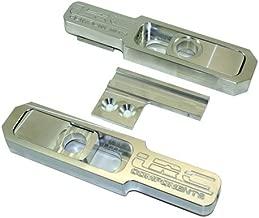 Yana Shiki A3045LRC Silver Swingarm Extension for Yamaha YZF-R6S