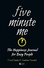 FIVE-MINUTE ME: The happiness journal for busy people