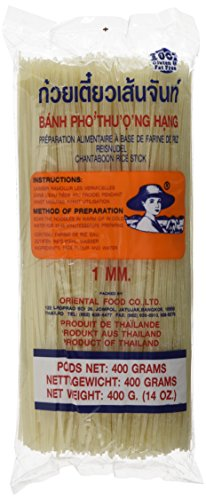 Farmer Brand Reisbandnudeln (1mm) 400g, 5er Pack (5 x 400 g)