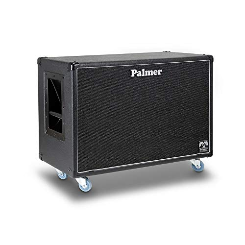 Palmer MI CAB CASTORS Rollensatz mit 4 Rollen inkl. Schrauben für Bass- und Gitarrenboxen