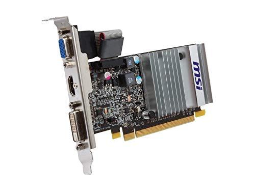 MSI Radeon HD 5450 1GB DDR3 passiv Silent R5450 PCI-E #42299
