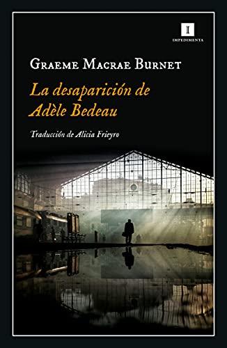 La desaparición de Adèle Bedeau descarga pdf epub mobi fb2