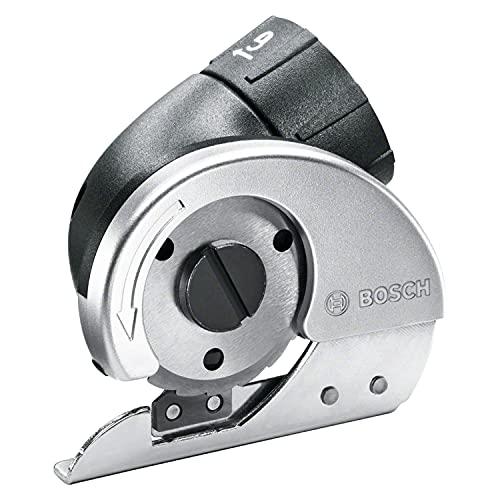 Bosch Allesschneider Aufsatz für IXO (für PVC, Pappe, Leder oder Stoff bis 6 mm)