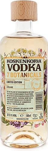 Koskenkorva 7 Botanicals Vodka 0,5 l Limited Edition