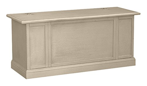 Pieffe Mobili bolonais, Bois, Blanc decape ', 120 x 35 x 45 cm