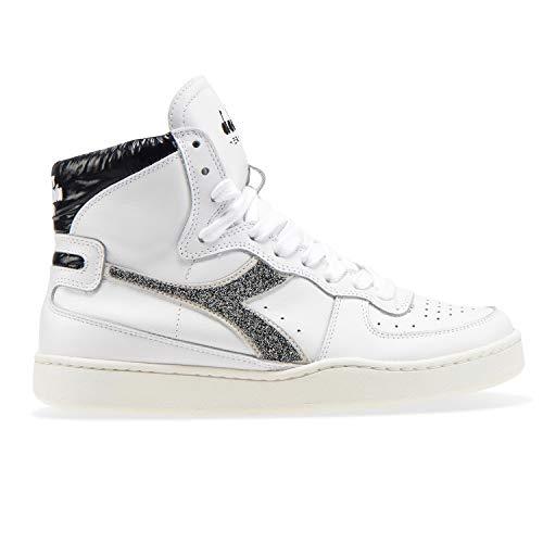 Diadora Heritage - Sneakers MI Basket Lux para Mujer (EU 36)