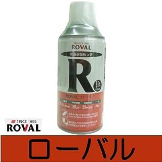 ローバル株式会社 ローバル スプレー [300ml×6本セット] 塗る亜鉛めっき・溶融・さび止め
