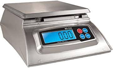 My Weigh KD-7000 Digital Stainless-Steel Food Scale. Silver by My Weigh