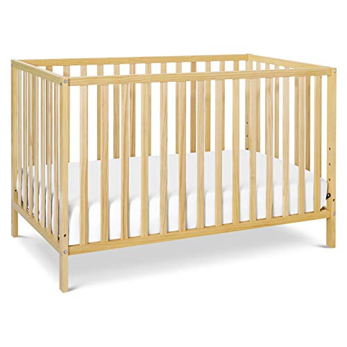 Union 4-in-1 Convertible Crib in Natural