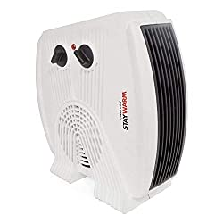 COMPACT UPRIGHT / FLATBED DESIGN: The 3000w Fan Heater sits horizontally or stands vertically, adapting to best suit your needs. The compact, simple and lightweight design is ideal for use at home or in the office and the integral carry handle makes ...