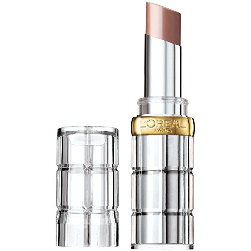 L'Oreal Colour Riche Shine Lipstick, Dazzling Doe 0.1 oz