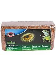 Trixie 76150 moczek kokosowy, tropikalne podłoże terrarialne, daje 4,5 l