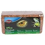 TRIXIE Cáscaras Coco, Sustrato Terrario Tropical, 4.5 l, Reptiles
