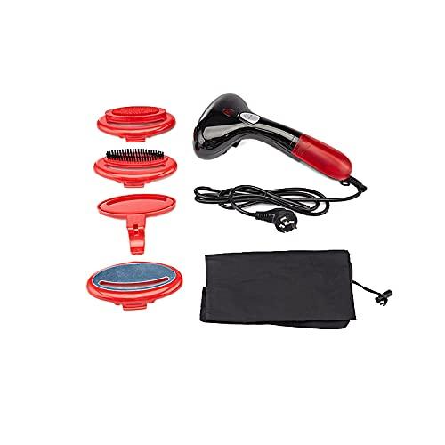 UTDKLPBXAQ Vaporizador de Vapor portátil para Ropa, 1500w Potente, Calentamiento rápido de Ropa, Pliegues de Tela, Plancha de Vapor para Quitar para el hogar y Viajes