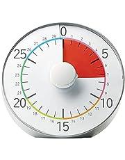 【正規品】タイマー 勉強 学習 静音 子供 時間 タイム管理 累計販売3000個突破 カウントダウン コンパクト 30分計 タイマー式学習法