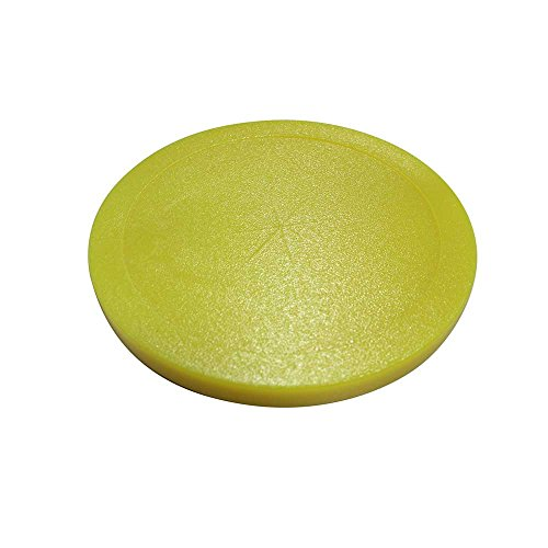 Review Gold Standard Yellow Lexan 3-1/4 Air Hockey Puck