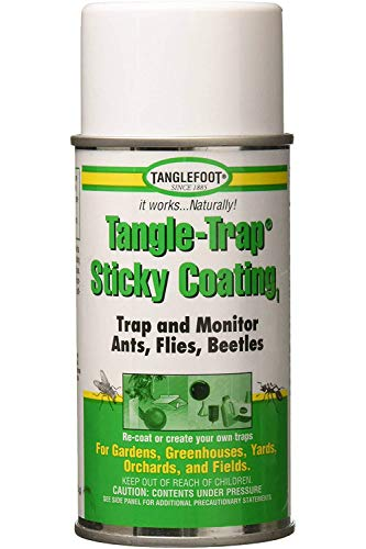 Tanglefoot Tangle-Trap Sticky Coating (Aerosol), 10 oz.