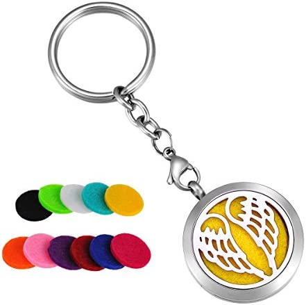 Top 10 Best essential oil diffuser keychain Reviews
