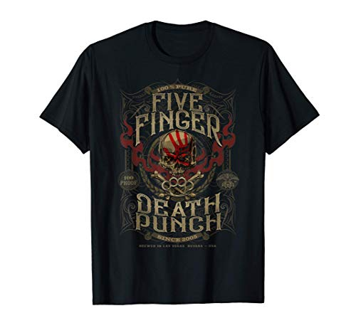 5FDP - 100 Proof T-Shirt