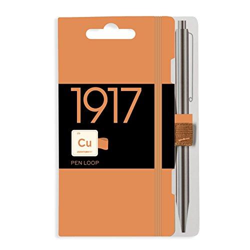 LEUCHTTURM1917 Pen Loop, Metallic Edition, Self-Adhesive Copper