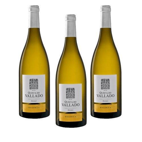 Quinta do Vallado Reserva - Vino Blanco - 3 Botellas