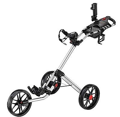 CaddyTek Golftrolley rad golfwagen