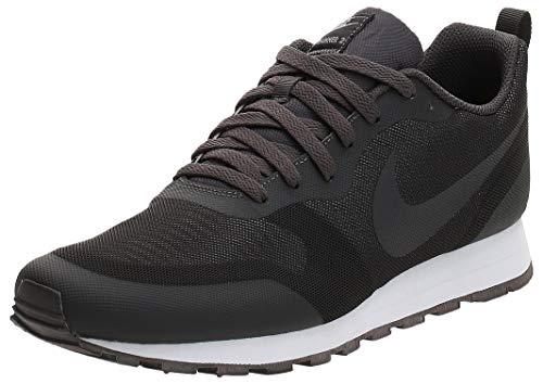 Nike Herren Md Runner 2 19 Leichtathletikschuhe, Mehrfarbig (Thunder Grey/Thunder Grey/Gunsmoke/Black 3), 44.5 EU