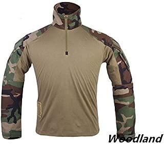 DLP Tactical Gen 3 Long Sleeve Combat Shirt