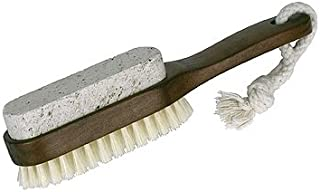Kingsley Natural Bristle/Pumice Nail Brush