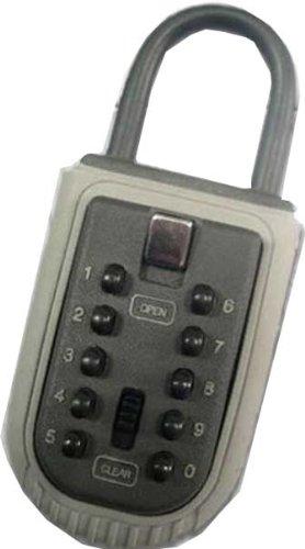 セキュリティキーボックス ボタン式◇FS-BXKEY100