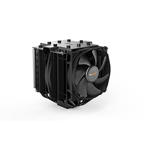Be Quiet! BK022 Dark Rock Pro 4 - Ventola per CPU, 250 W, Nero