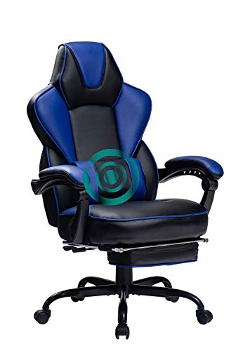 Our #8 Pick is the Healgen Reclining Gaming Massage Office Chair