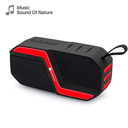 Find Discount Caiors Bluetooth Speaker Flashy subwoofer Desktop Home-Stereo Little Speaker Phone Col...