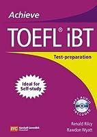 Achieve TOEFL iBT Text (382 pp) with Audio CD (1)