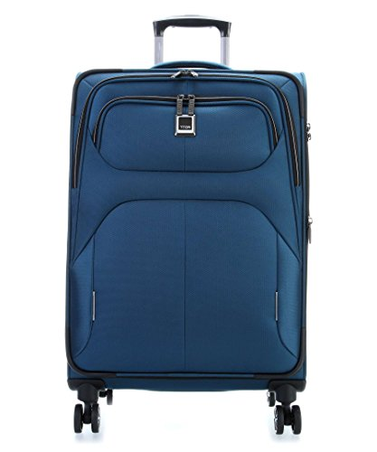 Maleta Blanda TITAN de 4 Ruedas con Pliegue de expansión + candado TSA, Serie de Equipaje Nonstop: Maleta de Ruedas fiable de diseño clásico, 79 cm, 108 litros (Ampliable a 122 litros)