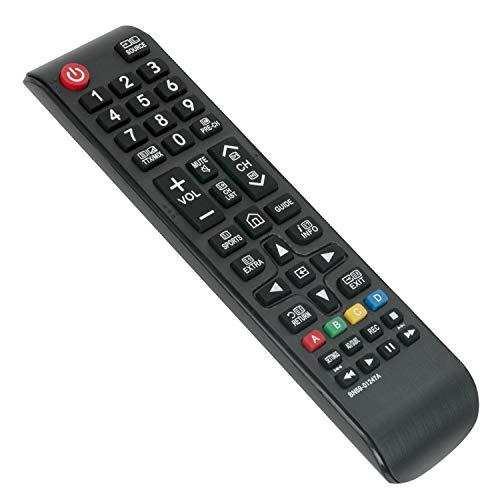 BN59-01247A Mando a distancia de repuesto -VINABTY Reemplace Control Remoto para Samsung TV UE55KS7000 UE55KS9000 UE55KU6070...