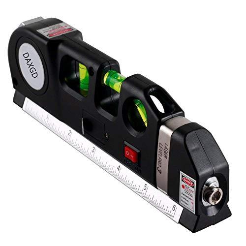 Multipurpose Laser Level Ruler Flooring Level...