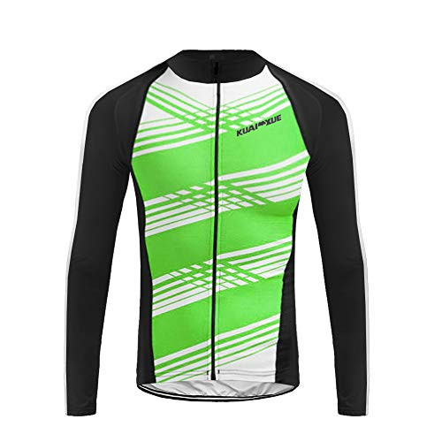 Uglyfrog Radtrikot Herren Atmungsaktive Jacke Fahrradbekleidung Fahrrad-Langarm-Jersey